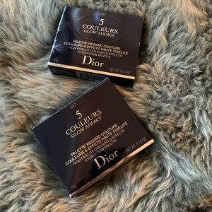 Dior 5 Couleurs Glow Addict Eyeshadow Palette